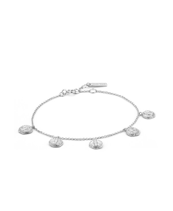 Bracelet Ania Haie Deus silver