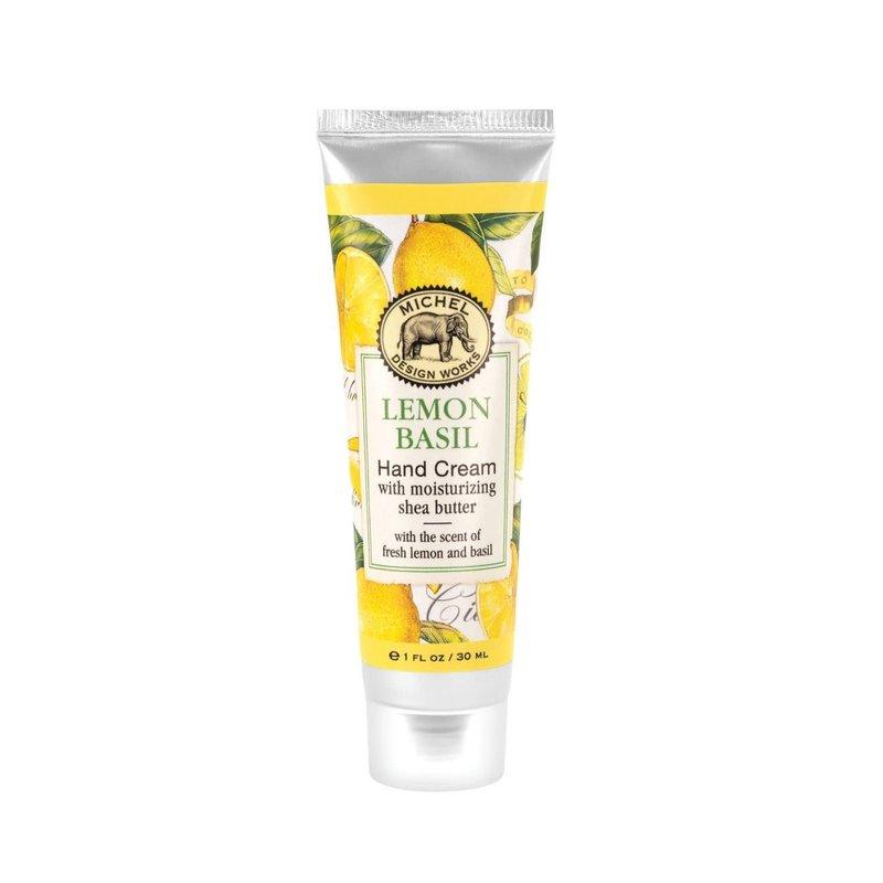 Michel Design Works Crème pour les mains Lemon Basil Michel Design Works