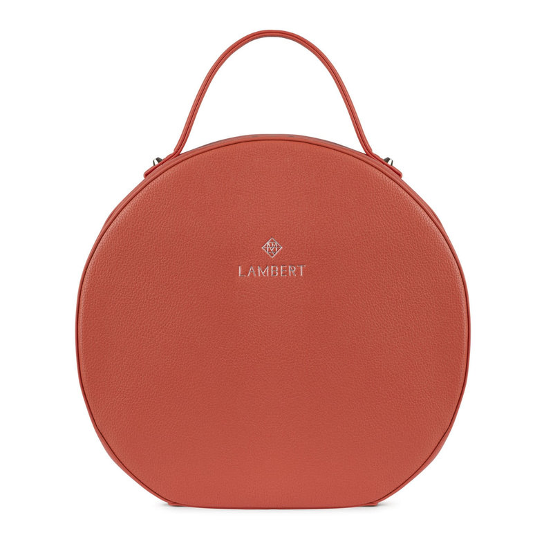 Lambert OLIVIA Sunset Sac à dos Lambert en cuir vegan pour femme