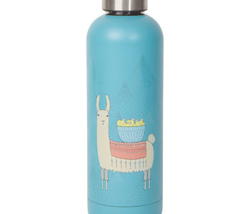 Bouteille d'eau Danica Studio Llamarama Water Bottle