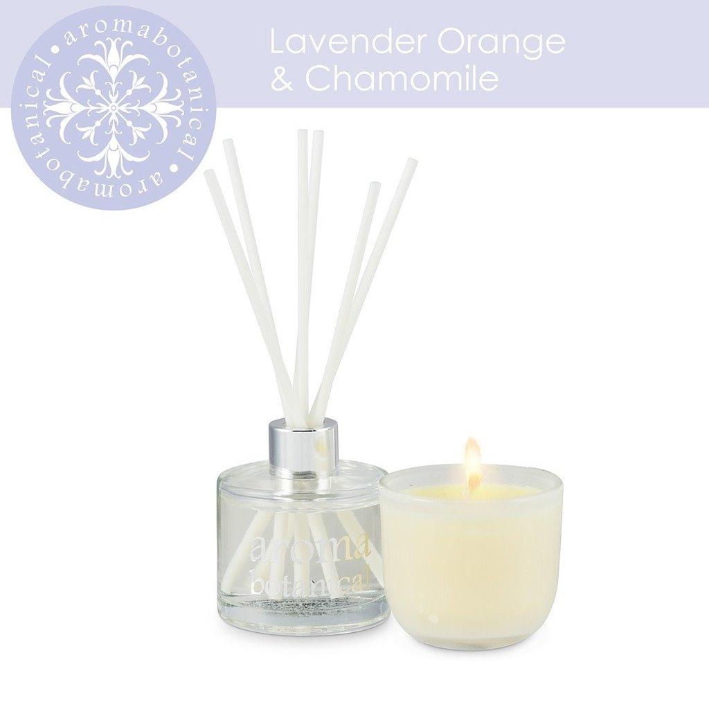 Aromabotanical Ensemble cadeau 2 pièces lavande orange et camomille