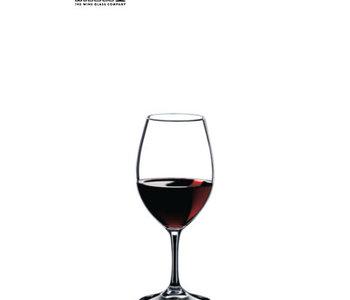 Verre à vin rouge collection Ouverture de Riedel
