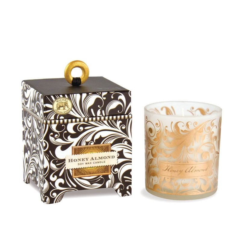 Michel Design Works Chandelle Michel Desing Works Honey Almond