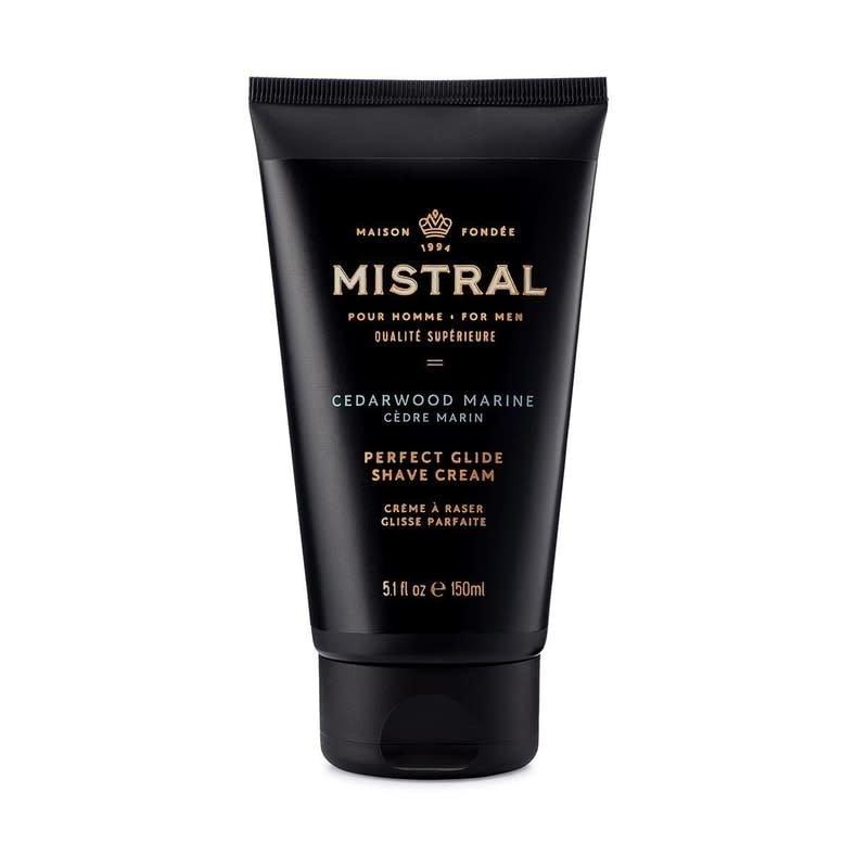 Mistral Crème à barbe Mistral Cedarwood Marine
