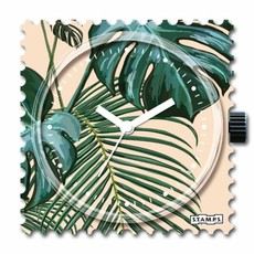 Montre Stamps Montre Stamps PRETTY LEAVES