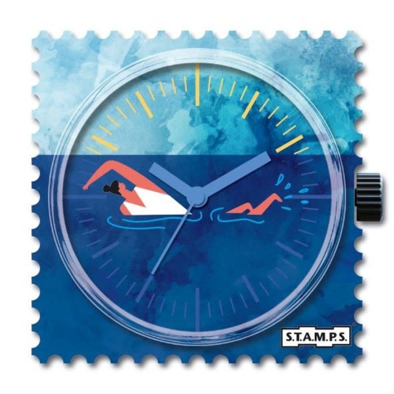Montre Stamps Montre STAMPS Swim
