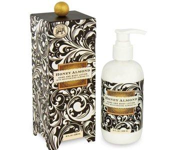 Body lotion Michel Design Works Honey Almond