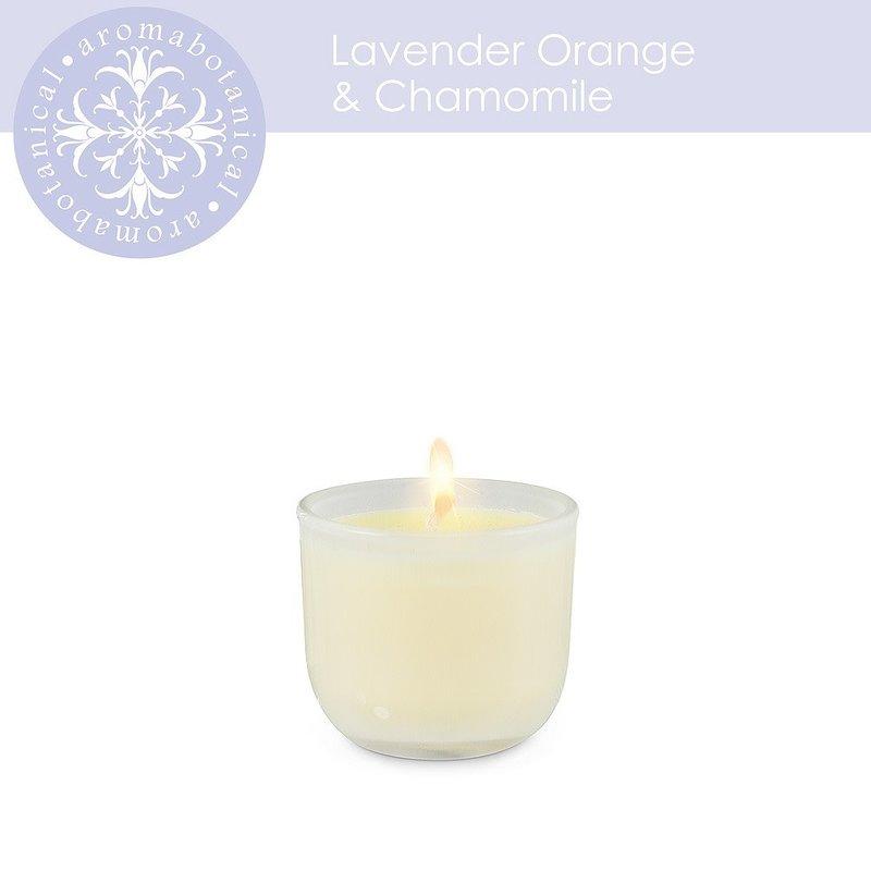 Aromabotanical Mini chandelle lavande orange et camomille