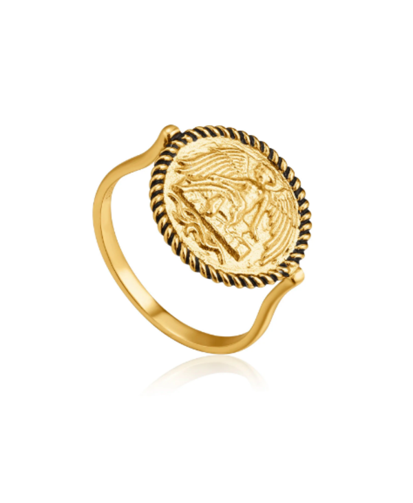 Bague Ania Haie Gold Winged Goddess