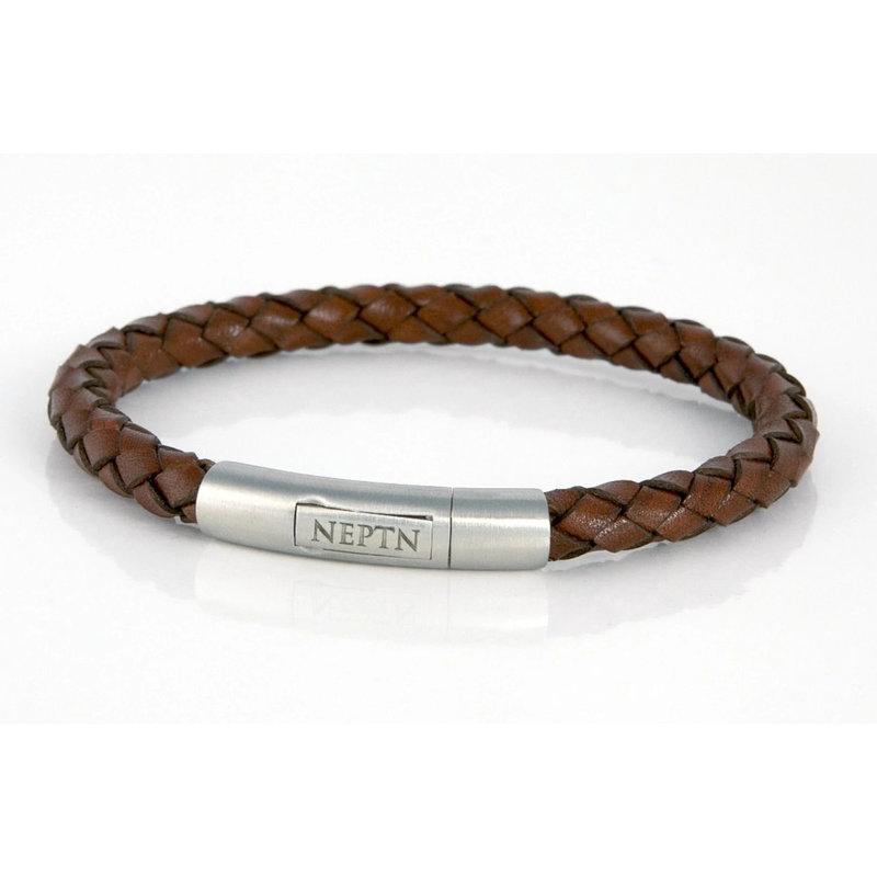 Neptn Bracelet SAILOR NEPTN PRO STEEL 6-L Classique en cuir M