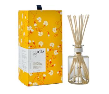 N°3 Diffuseur Feuille de thé et miel sauvage Lucia