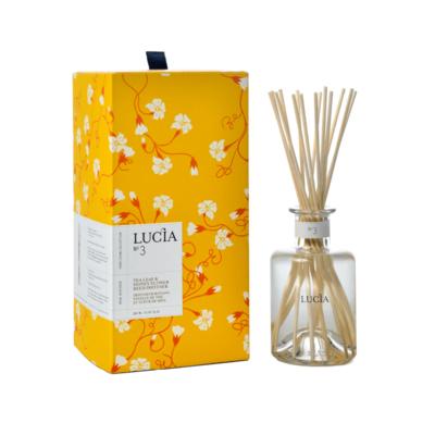 Lucia Diffuseur Feuille de thé et miel sauvage Lucia