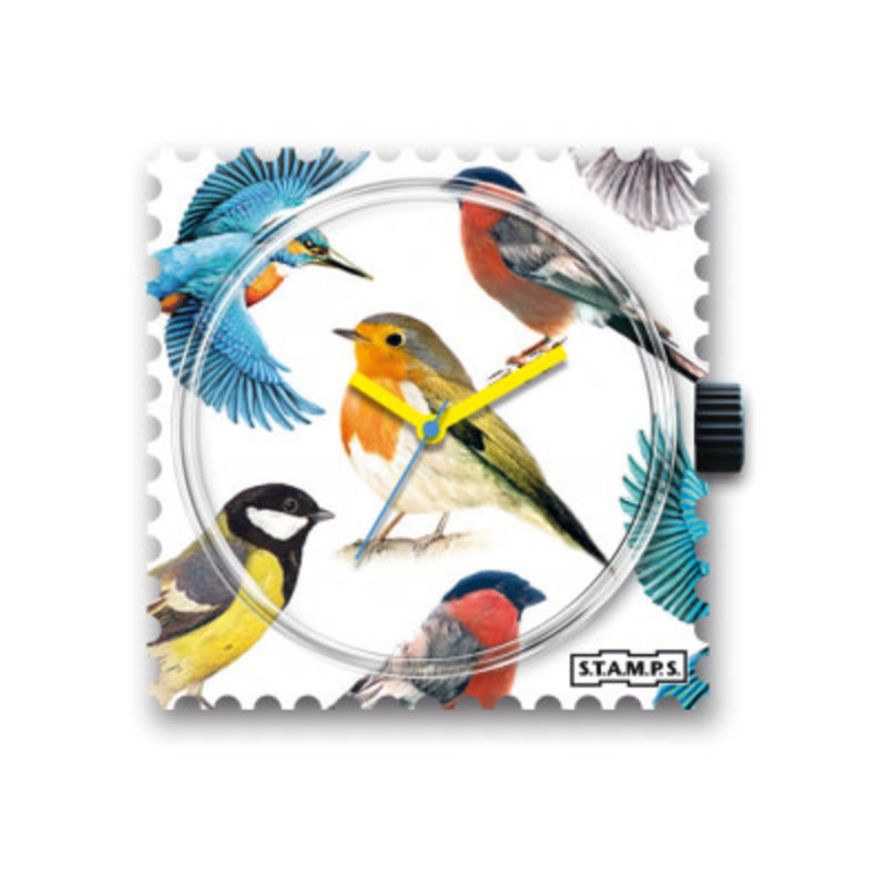 Montre Stamps Montre Stamps Birds