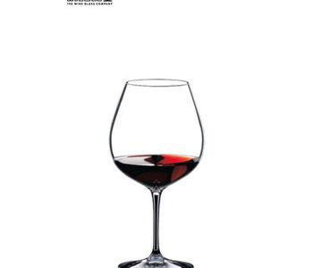 Verre à vin à Bourgogne collection Vinum de Riedel