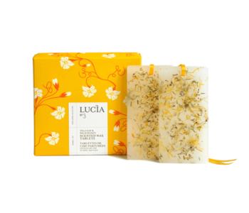 N°3 Tablettes parfumées Feuille de thé et miel sauvage Lucia