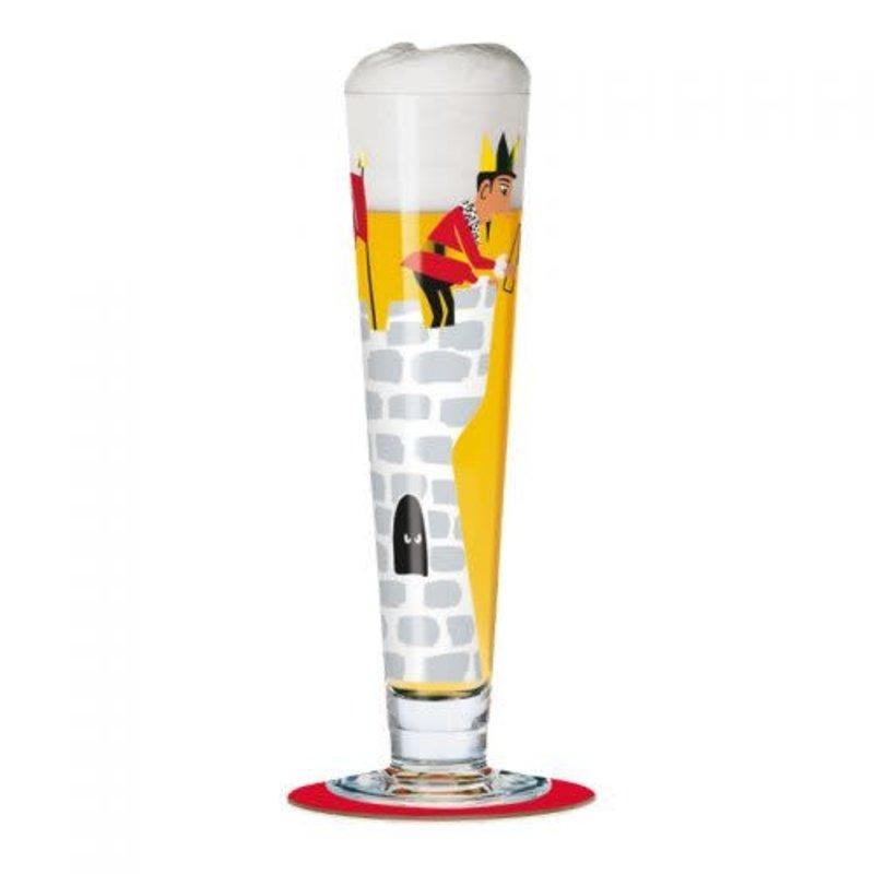 Ritzenhoff Verre à bière Pilsner Ritzenhoff, Sibylle Mayer,1010209