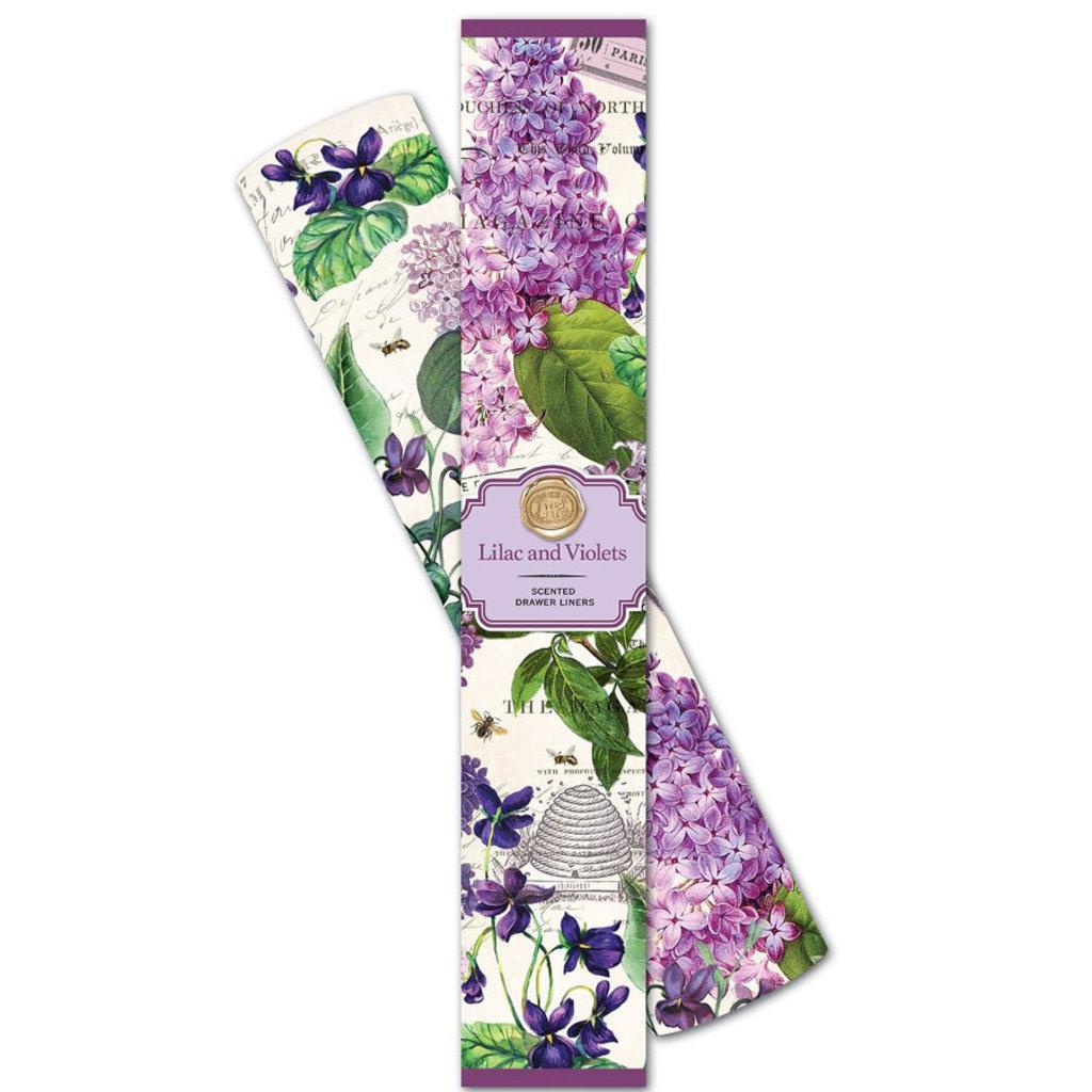 Michel Design Works Papiers tiroirs Michel Design Works Lilac et Violets