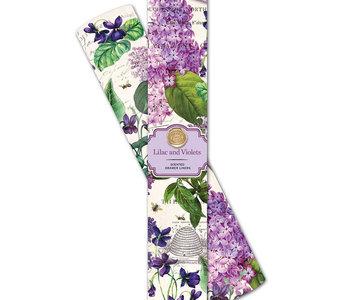 Papiers tiroirs Michel Design Works Lilac et Violets