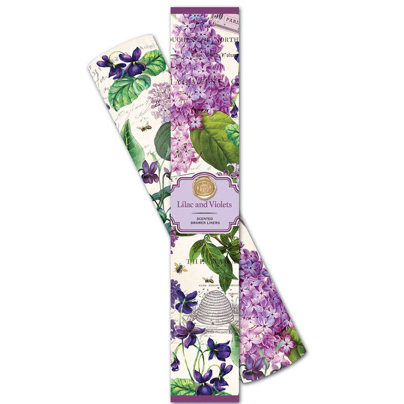 Michel Design Works Papiers tiroirs Michel Design Works Lilac et Violets