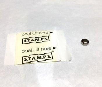 Batterie de montre Stamps