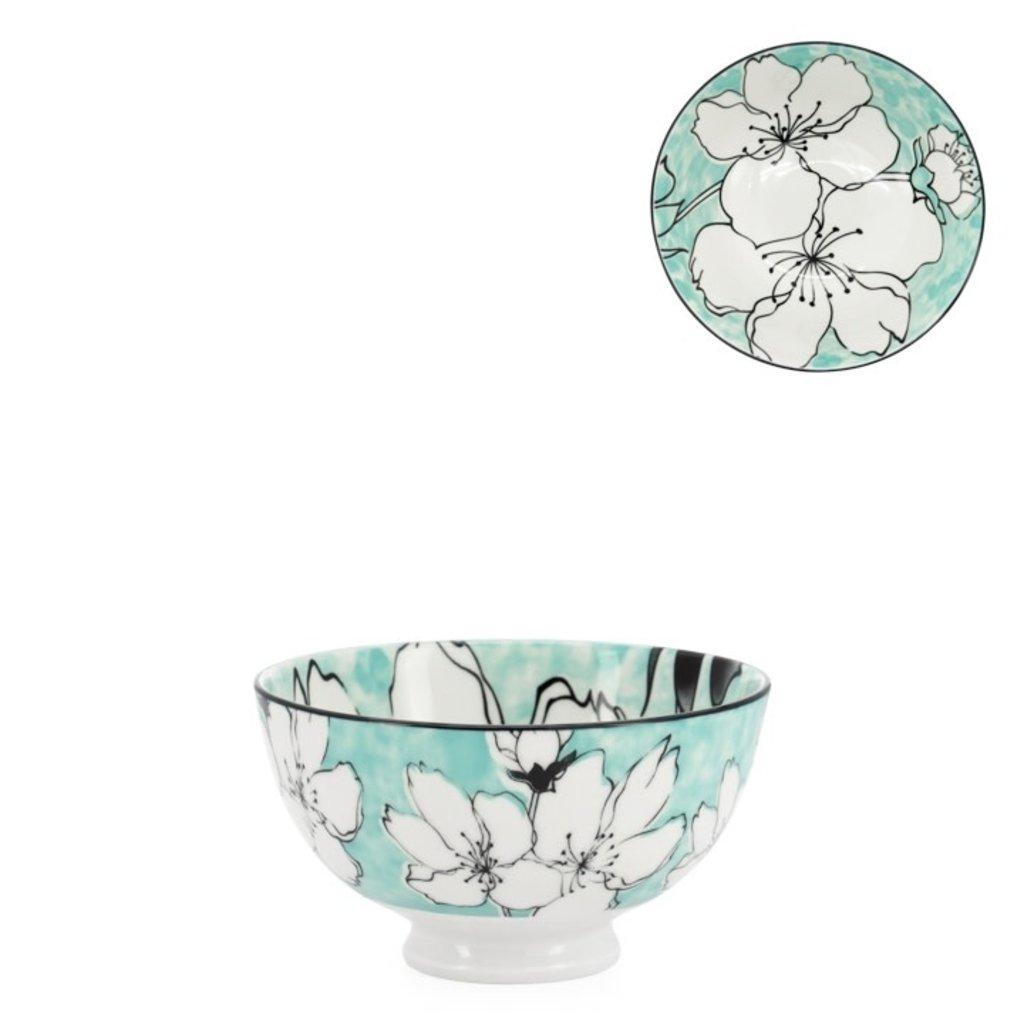 Torre & Tagus Bol en porcelaine Kiri 4.5 Sakura Bloom