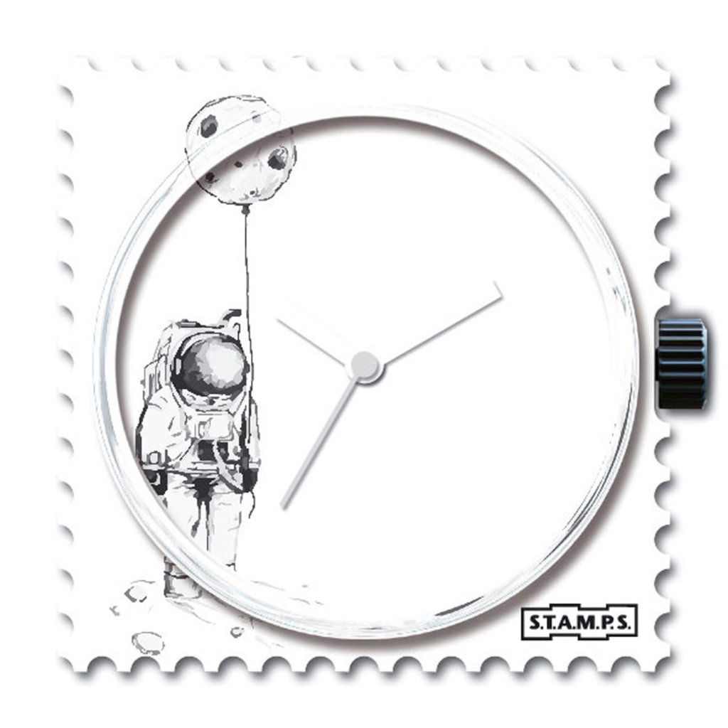 Montre Stamps MONTRE STAMPS Lost in universe