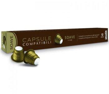 Capsule combatili nespresso soave de Caffitaly