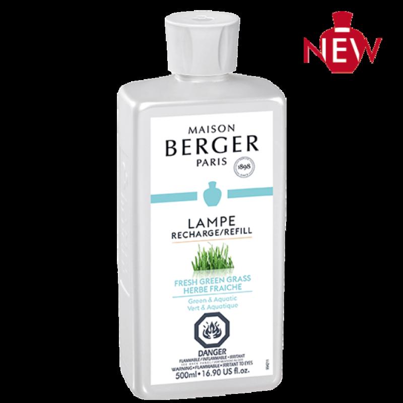 Maison Berger Recharge pour lampe Herbe Fraîche 500 ml