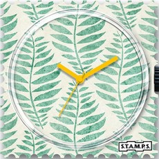 Montre Stamps MONTRE STAMPS Fern