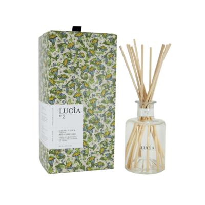 Lucia N°2 Diffuseur Huile d'olive et feuille de laurier Lucia