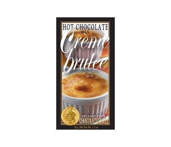 Chocolat Chaud Crème Brulée Gourmet du Village