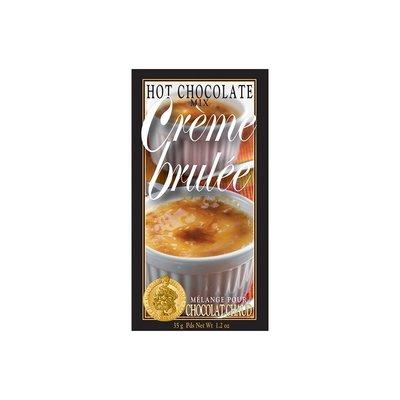 Gourmet du Village Chocolat Chaud Crème Brulée Gourmet du Village