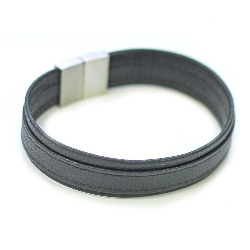Cré-Art Bracelet pour homme de Cré-Art noir