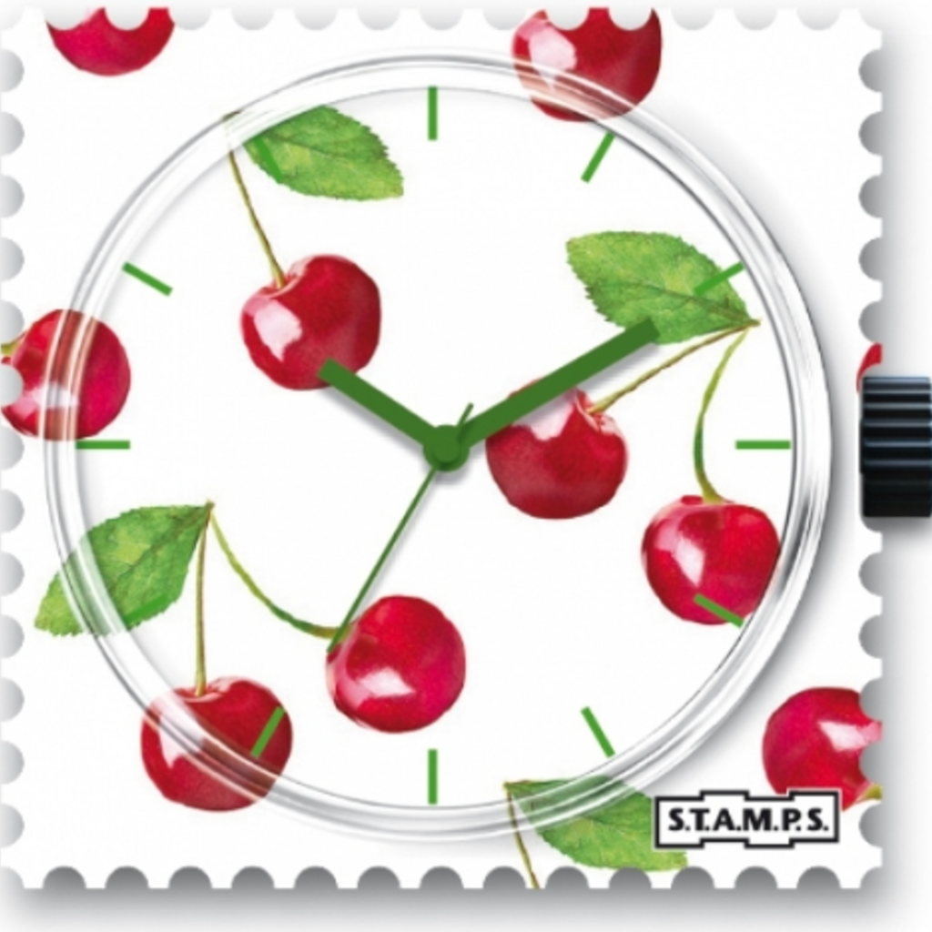 Montre Stamps Montre Stamps Merry Cherry