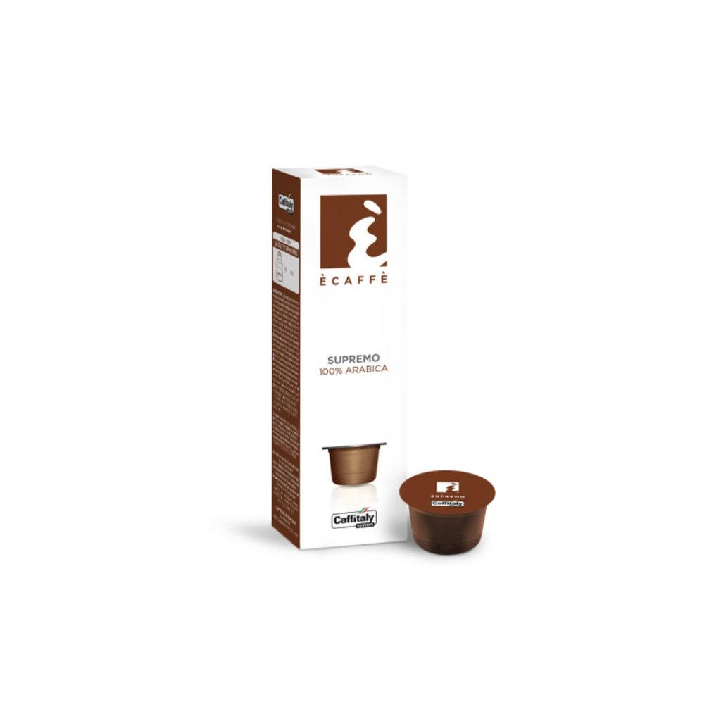 Caffitaly Capsule de café supremo de Caffitaly