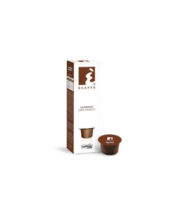 Capsule de café supremo de Caffitaly