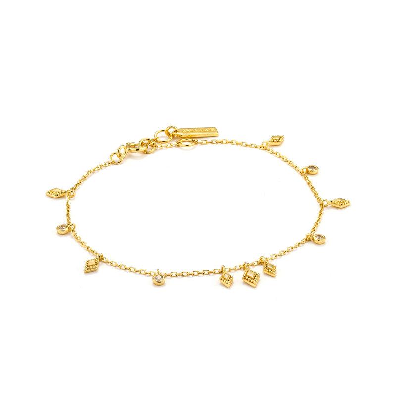 Ania Haie Bracelet Ania Haie Bohemia Gold