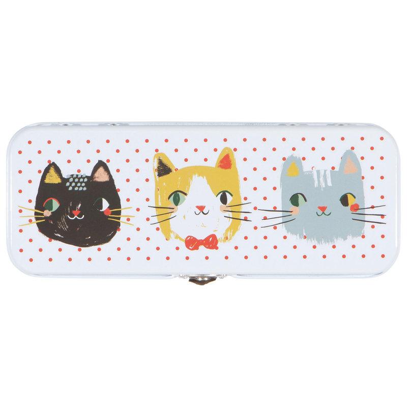 Danica Studio Boîte à crayons chats Meow Meow