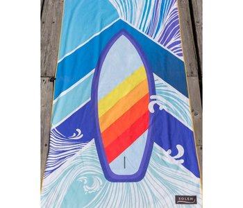 Serviette de plage Solem La surf
