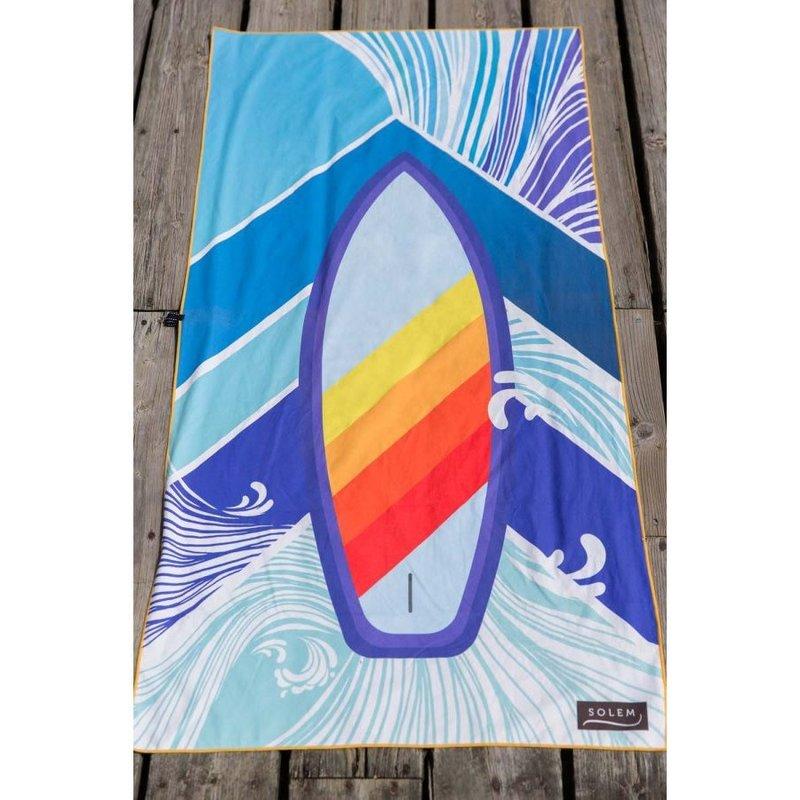 Solem Serviette de plage Solem La surf