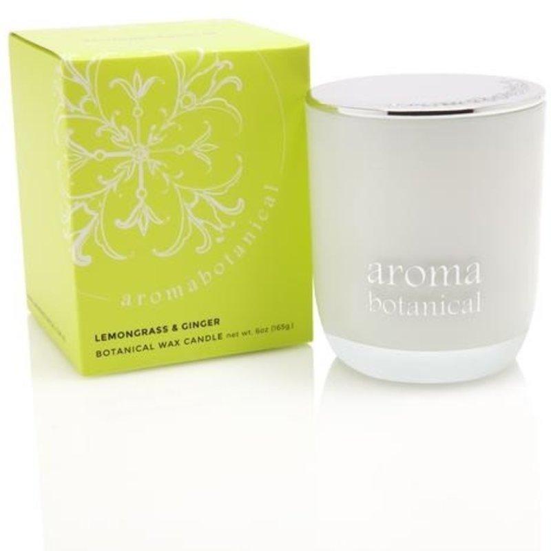 Aromabotanical Chandelle citronelle et gingembre