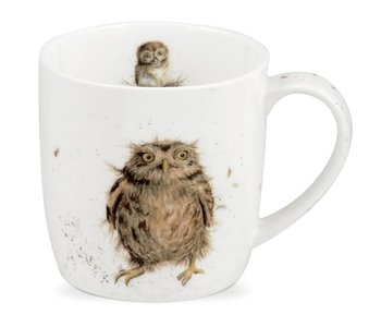 Tasse Wrendale by royal worcester What a Hoot