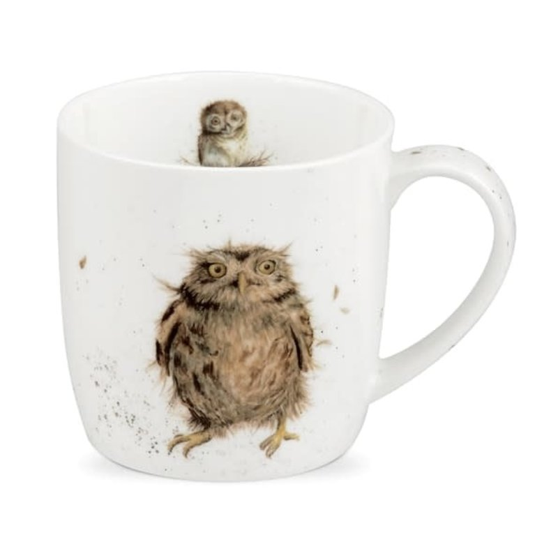 Wrendale Tasse Wrendale by royal worcester What a Hoot