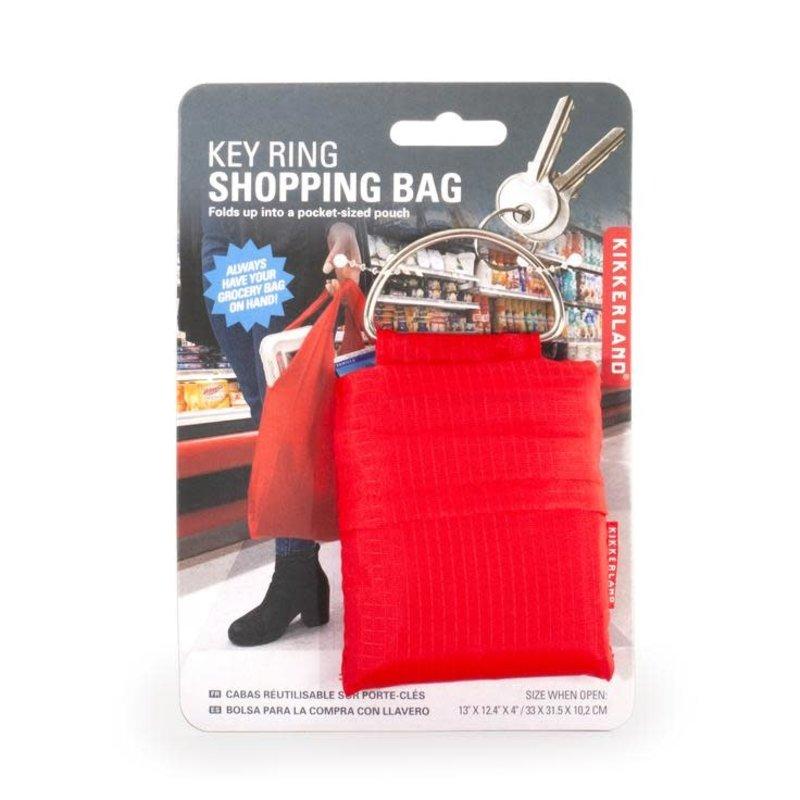 Kikkerland Sac de magasinage avec anneau pour les clés Kikkerland