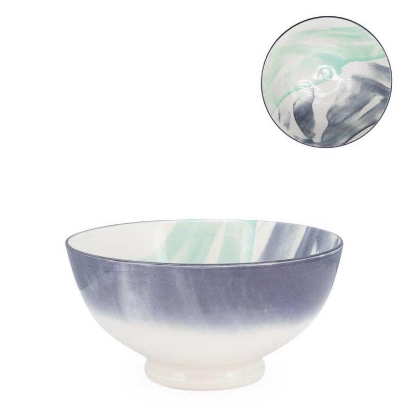 Torre & Tagus Bol en porcelaine Kiri 6 Watercolor Brush