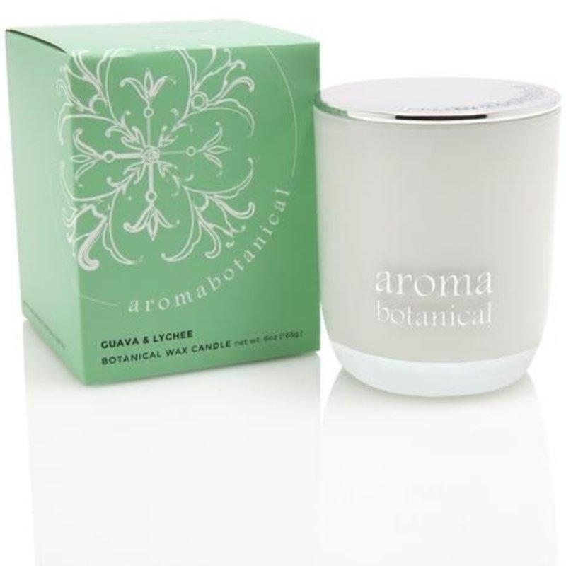 Aromabotanical Chandelle goyave et litchi