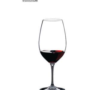 Verre à vin à Shiraz collection Vinum de Riedel