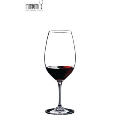 Riedel Verre à vin à Shiraz collection Vinum de Riedel