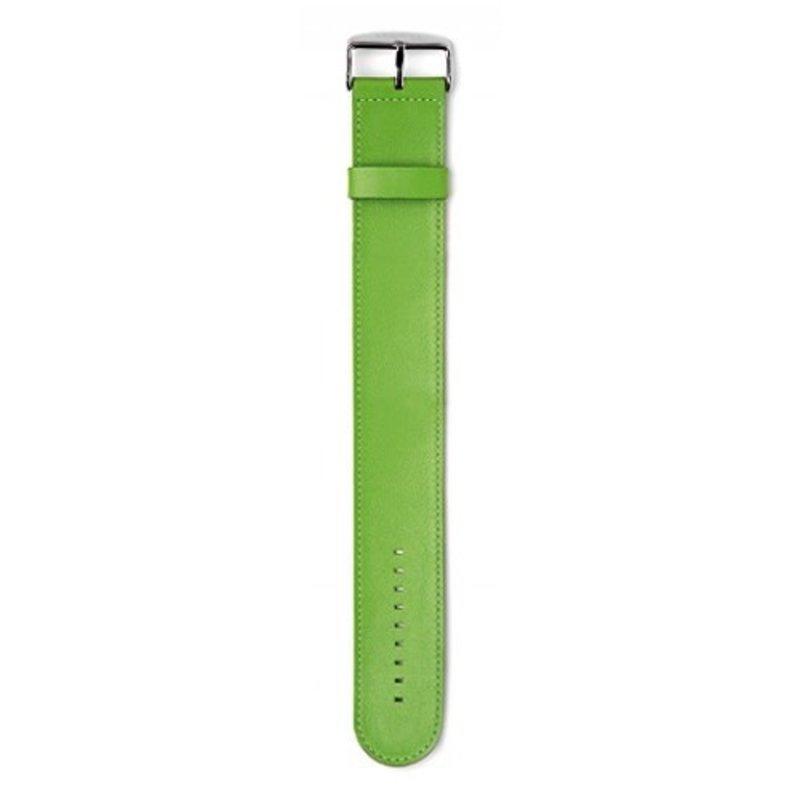 Montre Stamps Montre Stamps bracelet classique vert