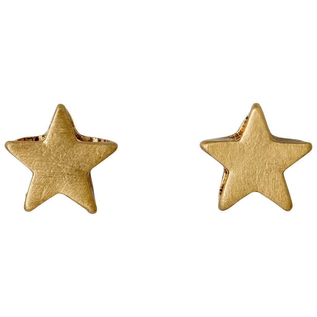 Pilgrim Petites boucles d'oreilles Pilgrim Ava or